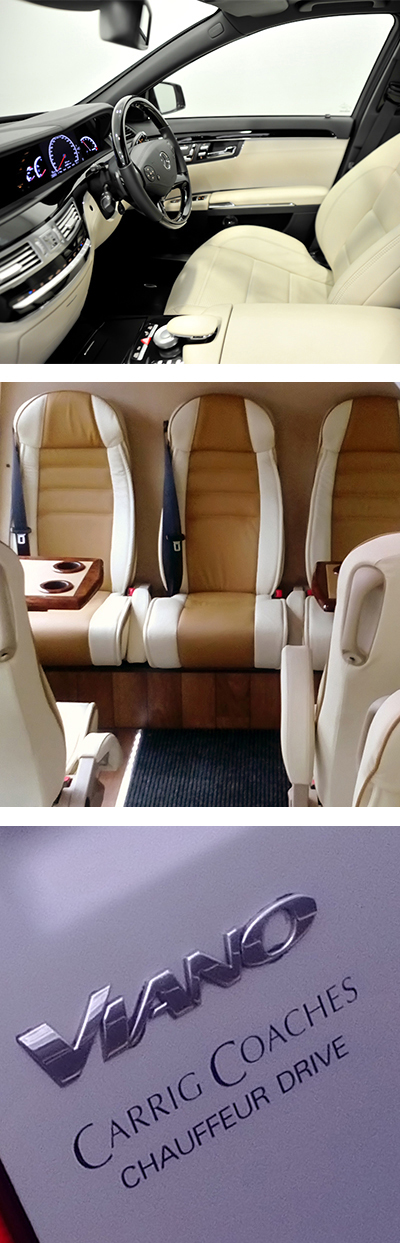 Carrig Coaches Interiors