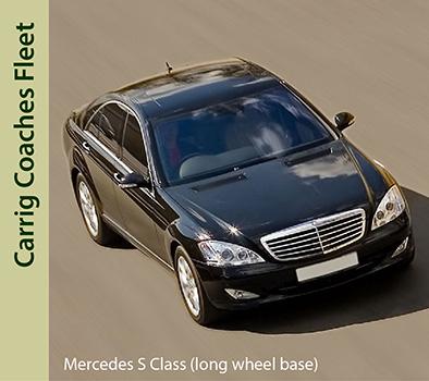 Carrig Coaches Chauffeur S Class