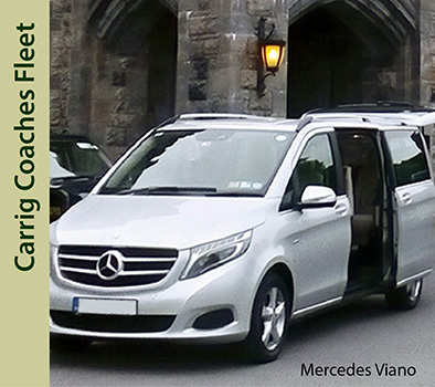 Carrig Coaches Mercedes Viano
