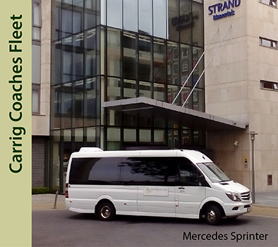 Carrig Coaches Mercedes Sprinter