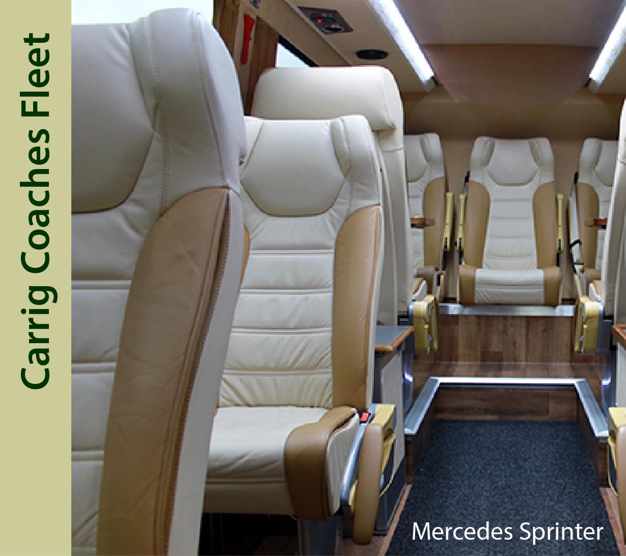 Carrig Coaches Chauffeur Drive