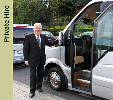 Carrig Coaches Chauffeur Hire
